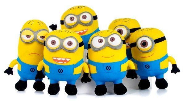 Les minions tubes - Mechant minion ...