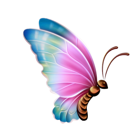 Pics Photos - Transparent Blue Butterfly Png Clipart